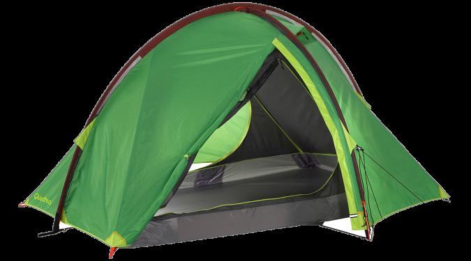 Tente Quickhiker Ii Quechua 120 Camping En Tente Camping Tente Decathlon