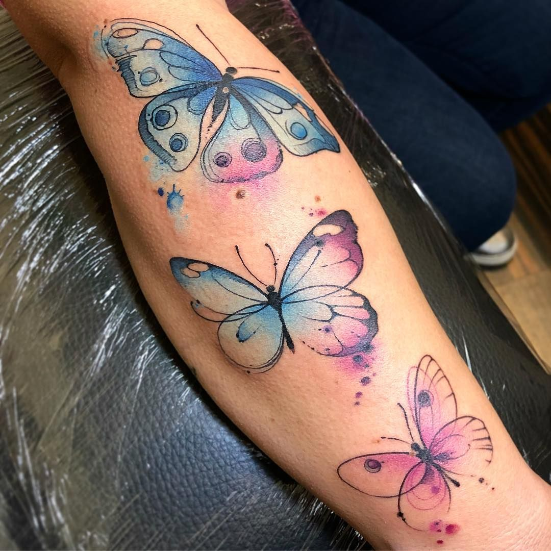 Most Beautiful Butterfly Tattoo Page 25 of 36