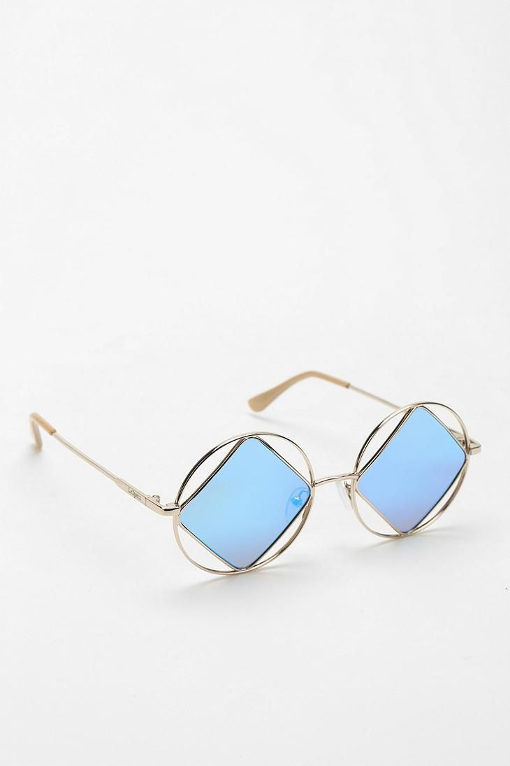 Le Specs Rudeboy Sunglasses #urbanoutfitters