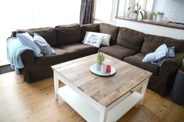 Salon Tafel Liatorp.Ikea Liatorp Salontafel Hack Emoma Dream Home Liatorp