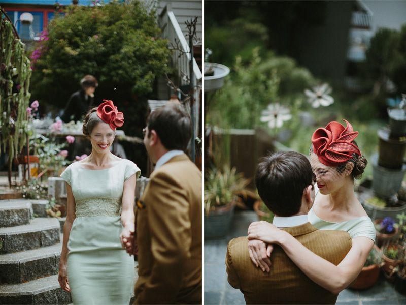 Bernal Heights Wedding