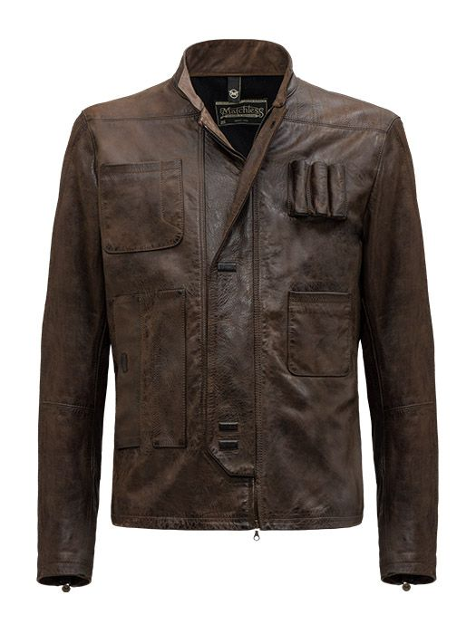 Matchless London Unveils A Line Of Star Wars-Inspired Jackets · Han Solo ...