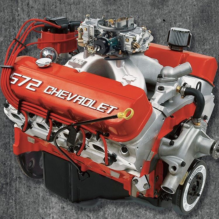 Bigblock Power For The Street Or The Track Your Call Chevy Motors Crate Motors Chevrolet
