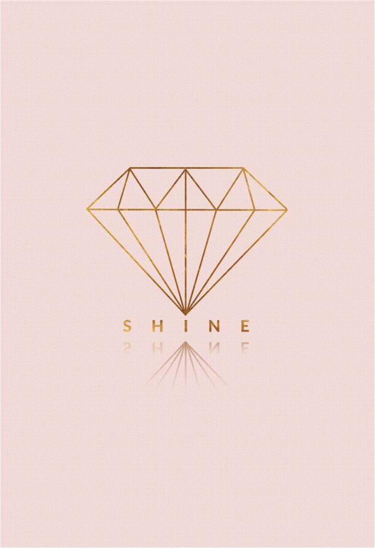 Shine Bright Like A Diamond Wallpapers AMANDA INEZ