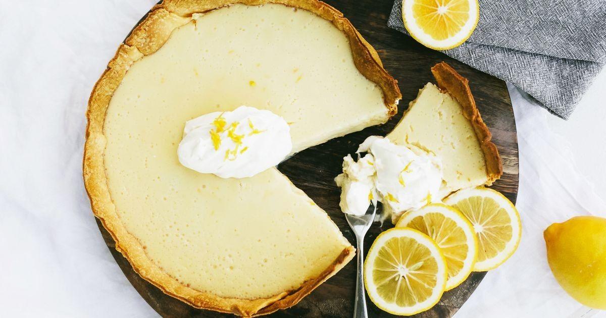 Condensed Milk Lemon Tart Recipe Milk Recipes Condensed Milk Recipes Lemon Tart Recipe