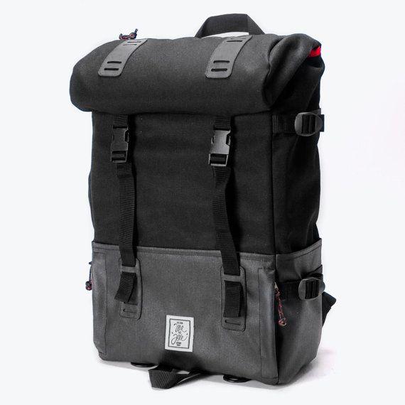 Travel backpack for men. Black traveling backpack for women. Best ...