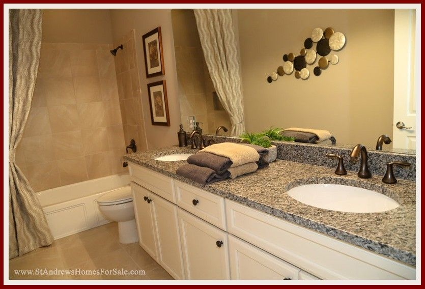 Model Home Bathroom Captivating Model Home Guest Bathroom Pictures  Google Search  Bath Ideas Decorating Design