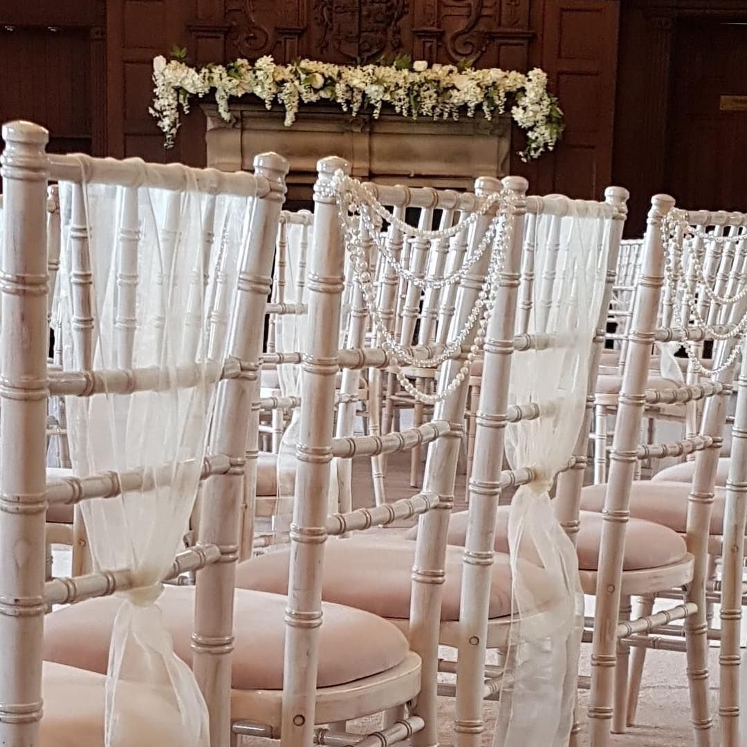 Yolo Events On Instagram Not All Chiavarichairs Are Equal Love Weddings Organza Pearl Venuedecor Southwalesweddings Yolo In 2020 Venue Decor Yolo Events Uk