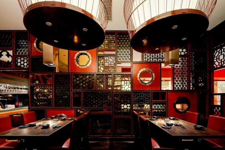Hutong Restaurant In Shanghai China Architecture And