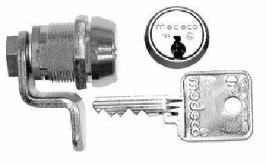 MEDECO SERVICE DOOR LOCK Model Number 0400M (SET of 2) by 123Laundry