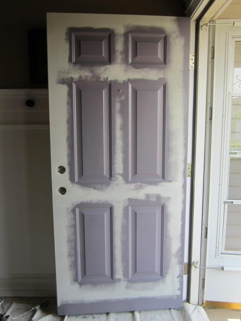 Re Pinning This Because I Used This Tutorial To Paint My Front Door