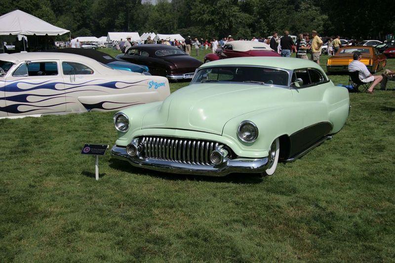 1952 Buick Roadmaster Custom