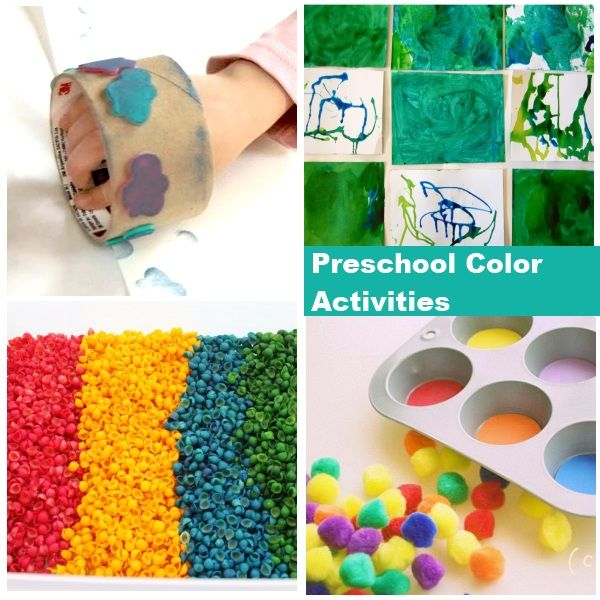 activities for 3 year old - Colour Games For 3 Year Olds