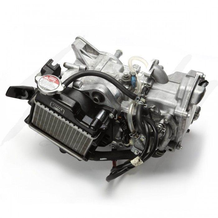 Chimera x Yimmy! Honda GET Big Bore 66 6cc Crate Engine
