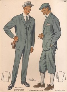 Jazzgirl55 Fascination Obsession Of The 1920 S Era Vintage Mens Fashion 1950s Fashion Menswear Jackets Men Fashion