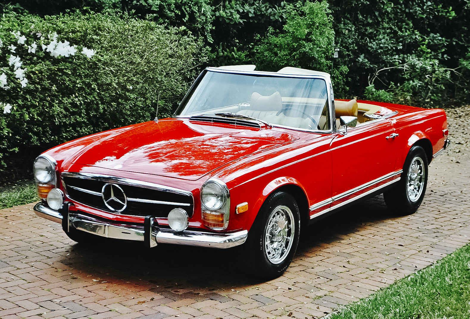 7 Of The Most Pristine Classic Cars For Sale On Ebay Classic Cars Cars For Sale Dream Cars Mercedes