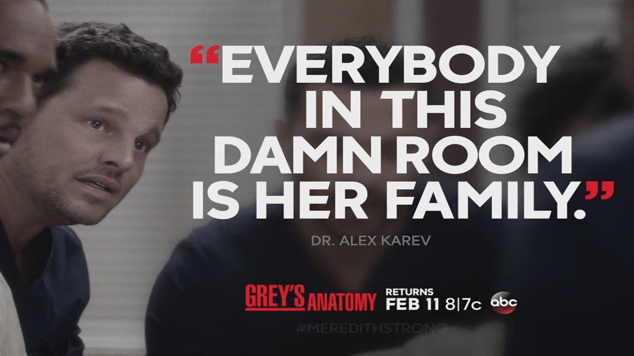 "Grey\'s Anatomy Season 12 Episode 9 Promo #2 ""The Sound of Silence ..."