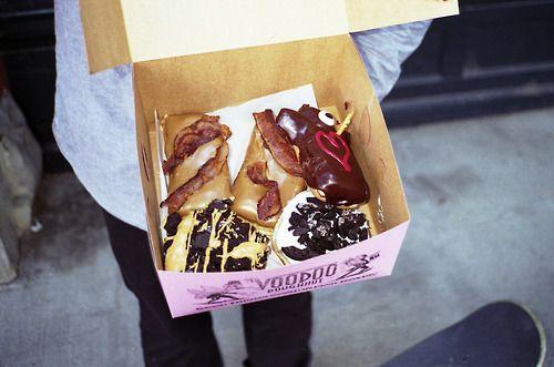 Voodoo Doughnuts- Portland oregon