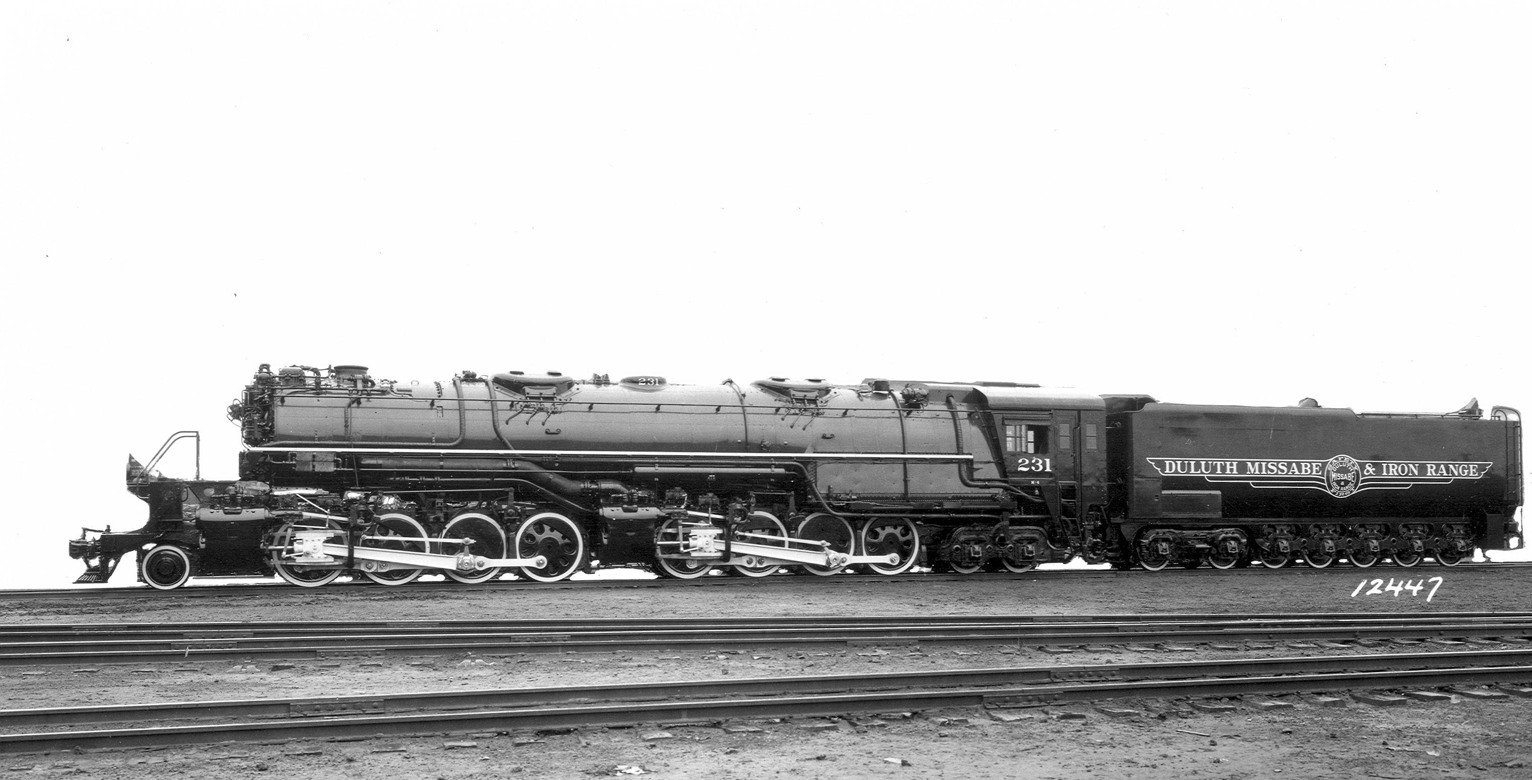 Largest Steam Locomotives | Heaviest Baldwin Steam