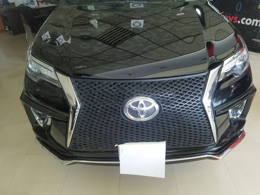 Toyota Fortuner for sale in Pakistan at gaddiyan in Pakistan