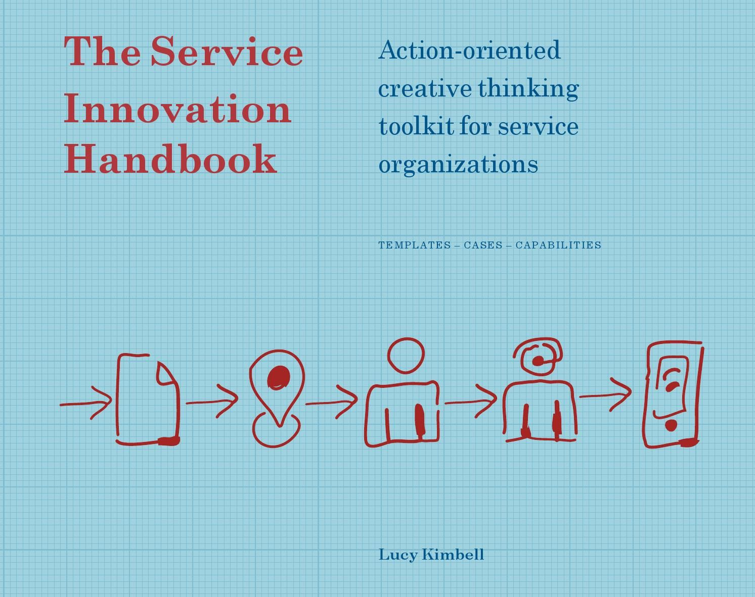 Action Oriented Creative Thinking Toolkit For Service Organizations Creative Thinking Innovation Design Thinking
