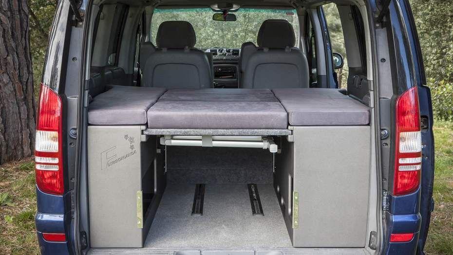 Kit autoinstalable para convertir tu furgo en una furgoneta camper campervan pinterest - Muebles furgoneta camper ...