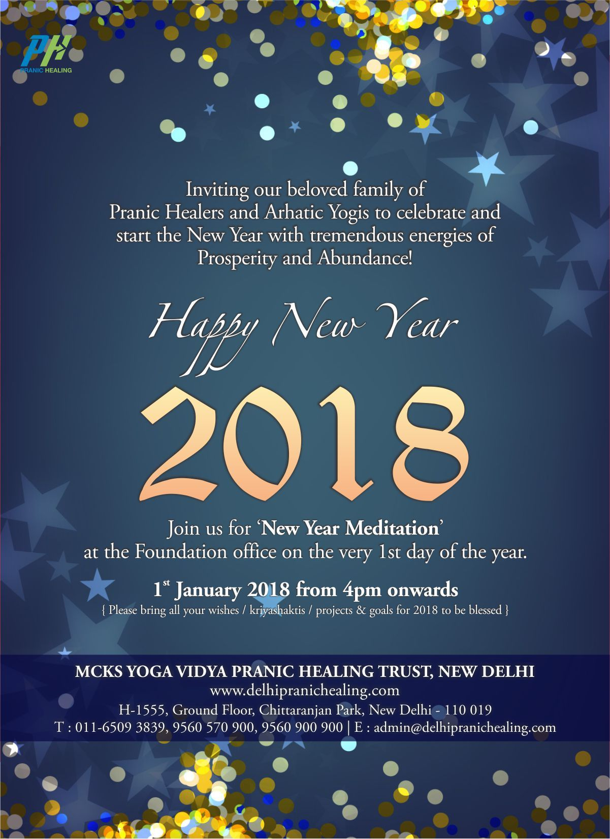 May The New Sun Of The New Year Bring You Power And Vibrancy While