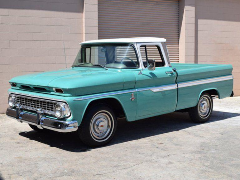 1963 Chevrolet C10 Classic Chevy Trucks Vintage Trucks 1963