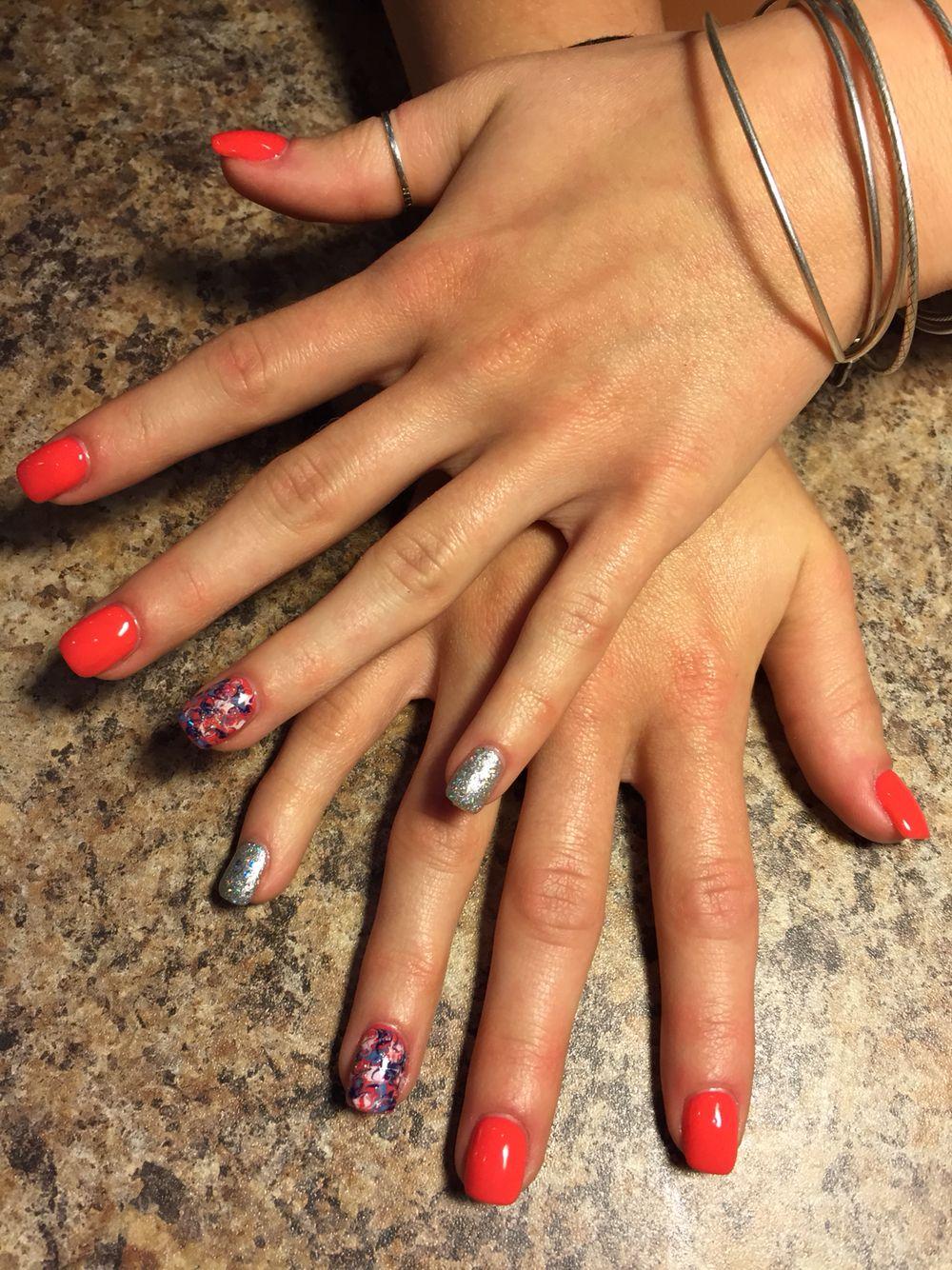 Nails by Zeta. Charles Penzone. Columbus, Ohio. OPI