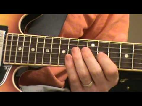 Instructional Video How To Play On Guitar Ramblin Man