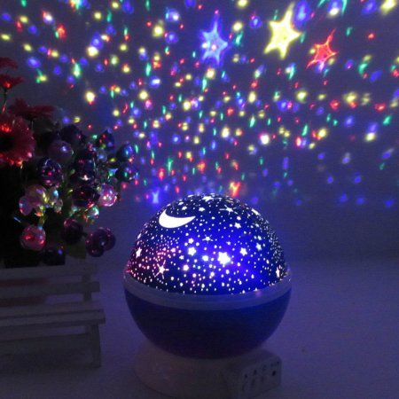 Newest Generation Led Night Lighting Lamp Elecstars Light Up Your Bedroom With This Moon 2016 Amazon Star Night Light Star Master Night Light Projector