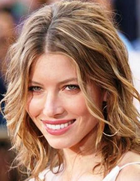 20 Best Hairstyles For Thin Hair Thin Wavy Hair Medium Hair Styles Haircuts For Curly Hair