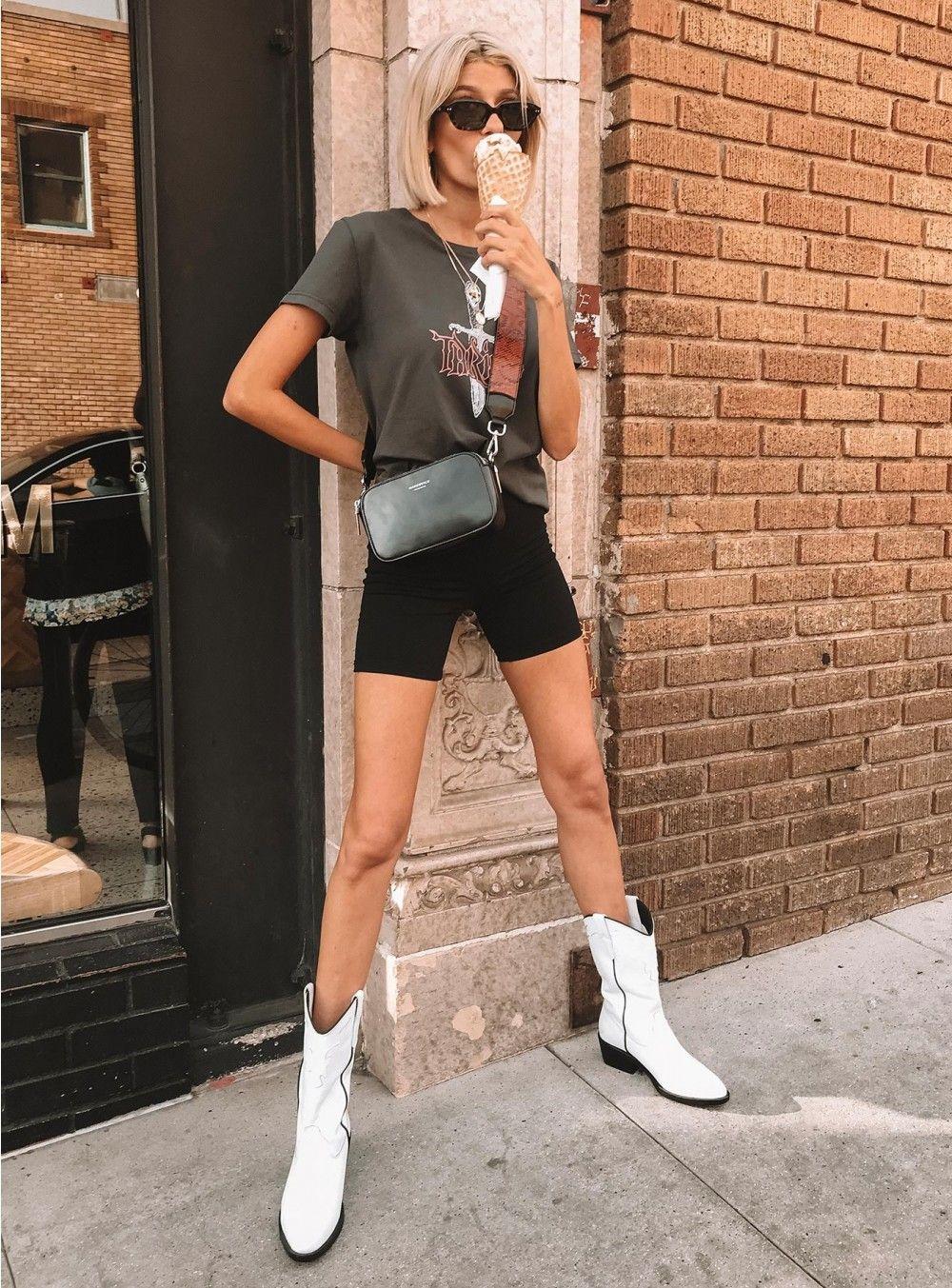 ROC Boots Australia Indio Boots White