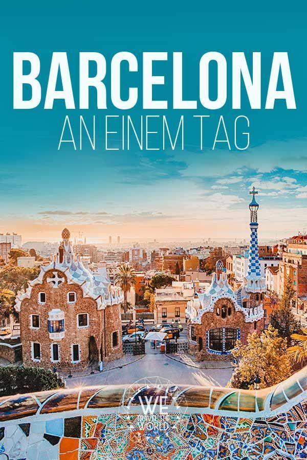 Barcelona en un día: las 7 mejores vistas de Barcelona en 24 horas