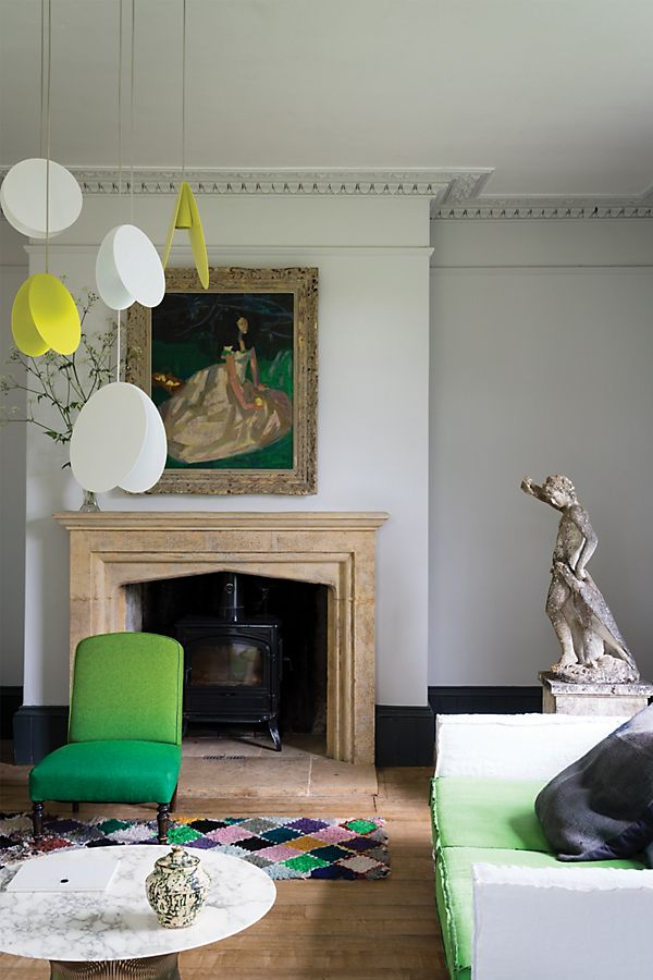Lime White No.1 750ml in 2020 Farrow, ball living room