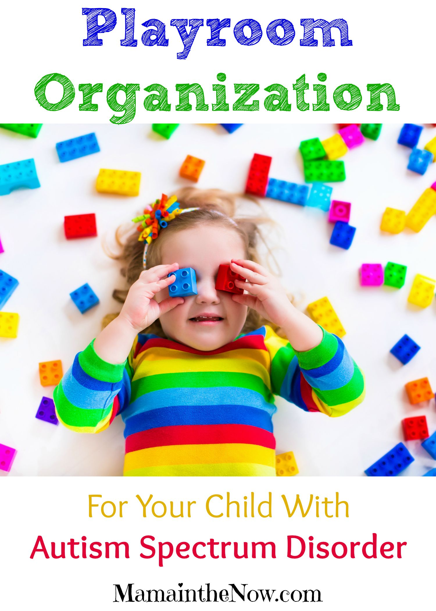How To Organize Toys When Your Child Has Autism