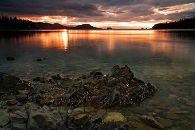 Lena Cove, Juneau, Alaska