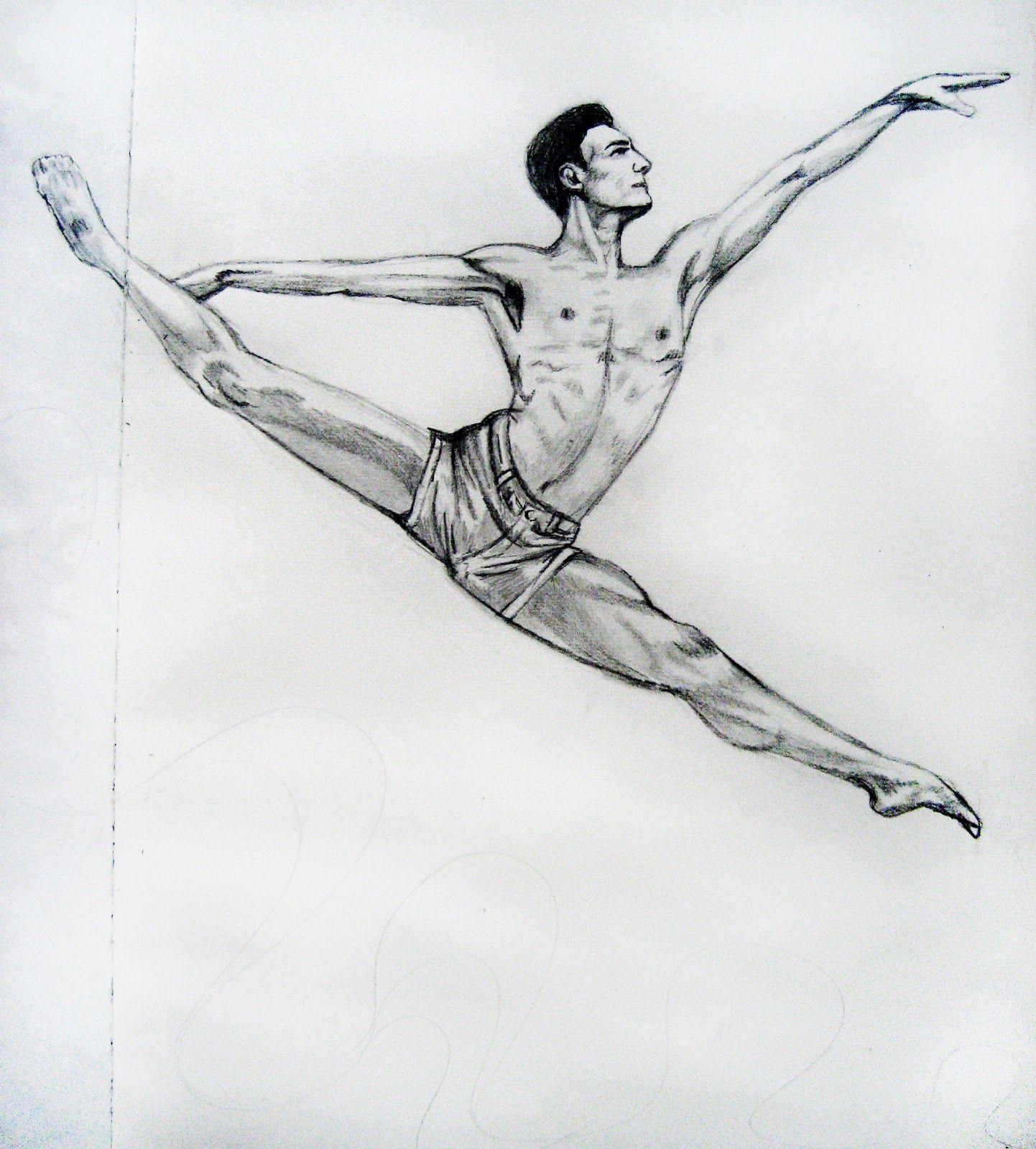 рисунок танцора в движении некая сумма, условно