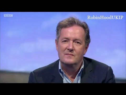 Piers Morgan is excellent on his friend Donald Trump, tells snowflake liberals to get over it - YouTube