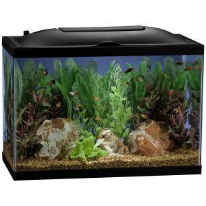 Marineland® BioWheel LED Aquarium Kit Aquarium kit