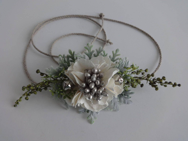 Christmas flower crown tieback toddler adult wedding toddler christmas flower crown tieback toddler adult wedding toddler tieback bridal izmirmasajfo