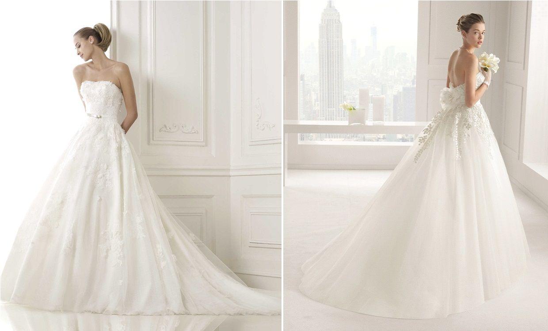 Robe de mariée 2015 : 10 modèles \