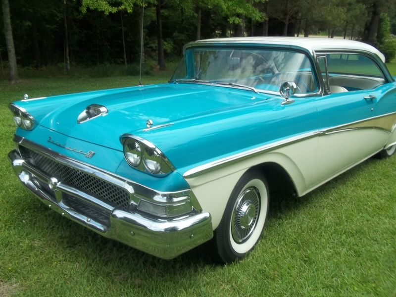 1958 Ford Fairlane 500 for sale by Owner - Ackerman, MS ...