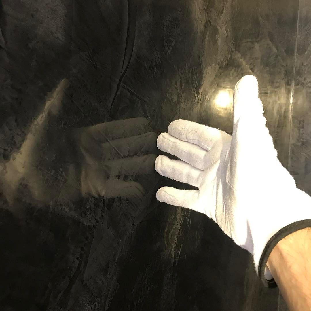 Marmorino Veneziano Spachteltechnik Badenbaden Renovierung Marmorino Veneziano Steinimitation Stucco Stuccoveneziano Badenbaden Karlsruh Leather Glove