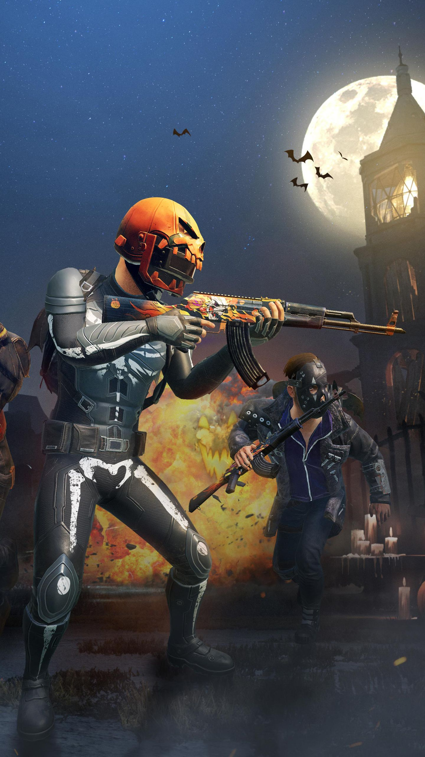 Pubg Halloween Update 4k Hacks Guide Hd Wallpapers For