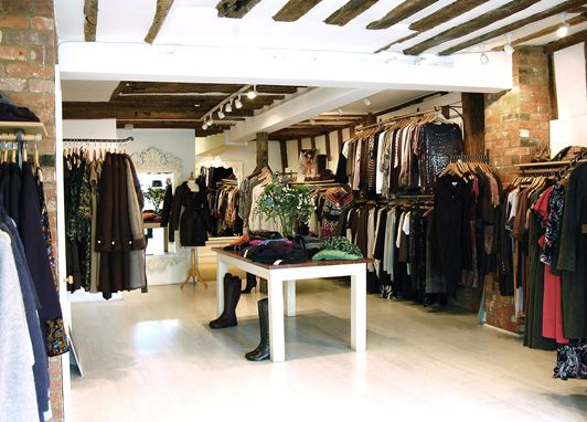 Room · The 50 best fashion boutiques ...