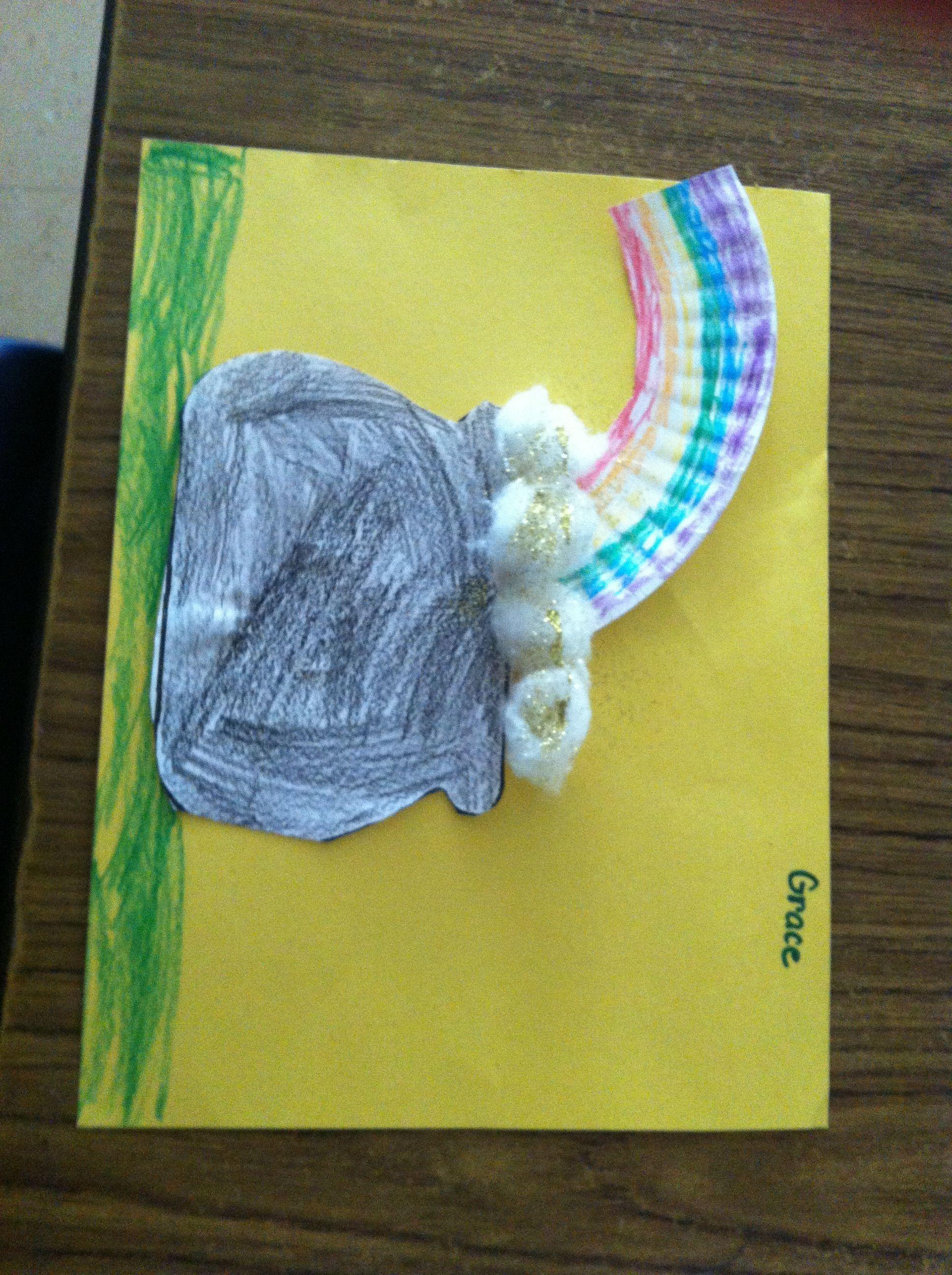 St Patrick S Day Craft Kindergarten