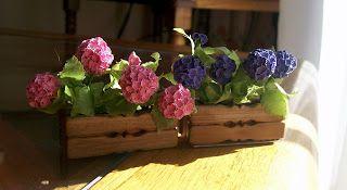 Tutorial – Como hacer Hortensias en miniatura