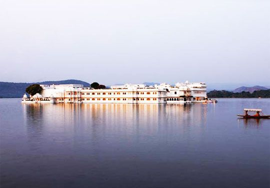 Taj Lake Palace, Udaipur  I've always wanted to stay here. Such a romantic setting!
