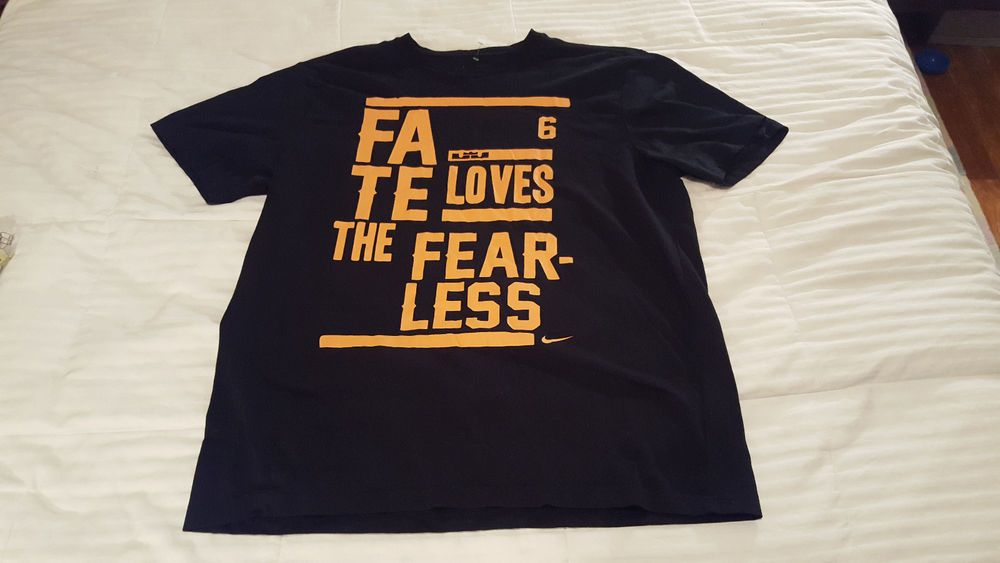 Fearless Dri Lebron the Tee Training Fit Fate Nike Loves mN08wnvO